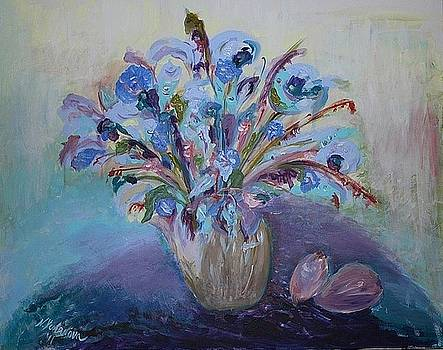 Flowers by Nataliya Yutanova