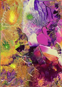 Flowers of the Cosmic Sea by Nan Bilden