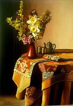 Flowers of warm by Houda Khamlichi