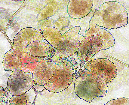 Flowers Painting 2 by Frank McAdam