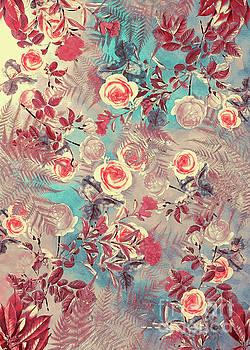 Justyna Jaszke JBJart - flowers pastel art