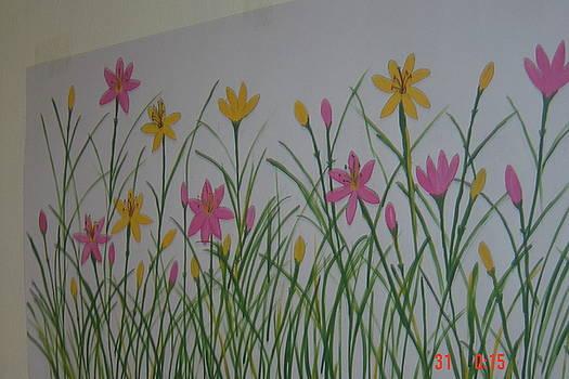 Flowers by Ranju Mishra