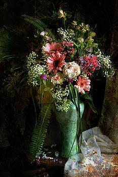 Flowers Still Life by John Rivera