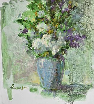Flowers by Tracie Thompson