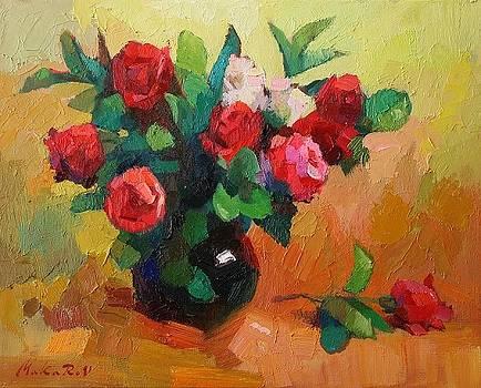 Flowers by Vadim Makarov