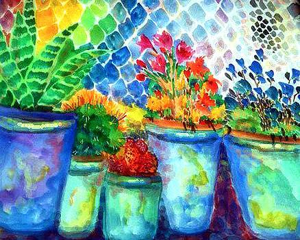 Patricia Lazaro - Flowerspots