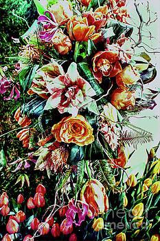 Sandy Moulder - Flowing Bouquet