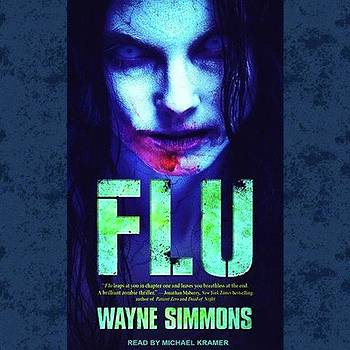 flu Sounds Like Something I Would by XPUNKWOLFMANX Jeff Padget