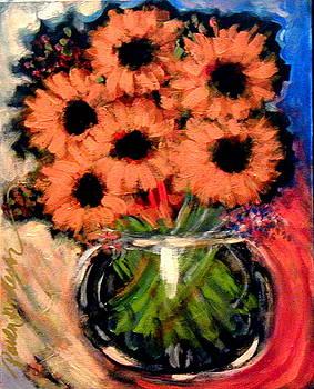 Fleur Seven by Paula R ANDERSON