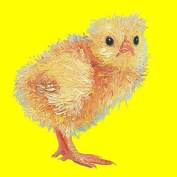 Jan Matson - Fluffy Chick