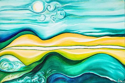 Fluidity by Lora D'Agnillo