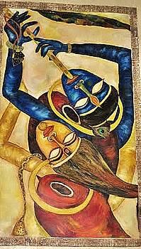 Flute by Sanjana Shetty