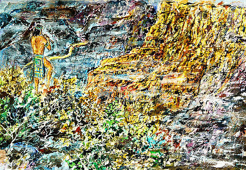 Flutes Breath by Alfred Motzer