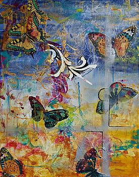 Fluttering Sensation by Clara K Johnson