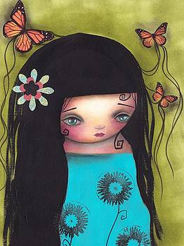 Abril Andrade Griffith - Fly Away