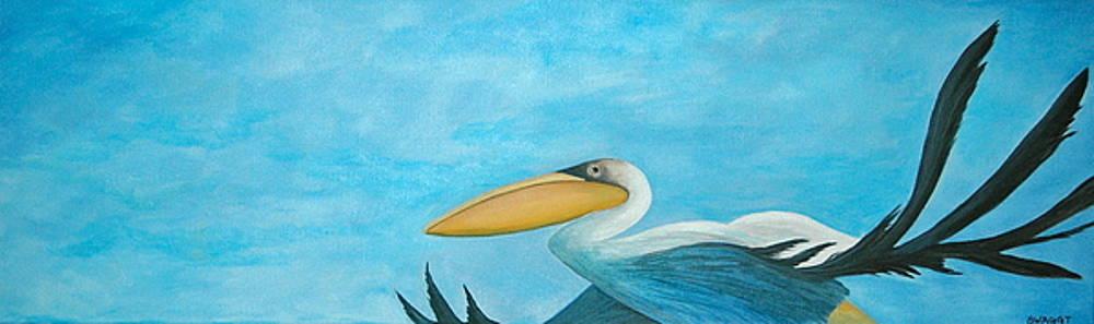 Fly Far Away by Stephanie Troxell