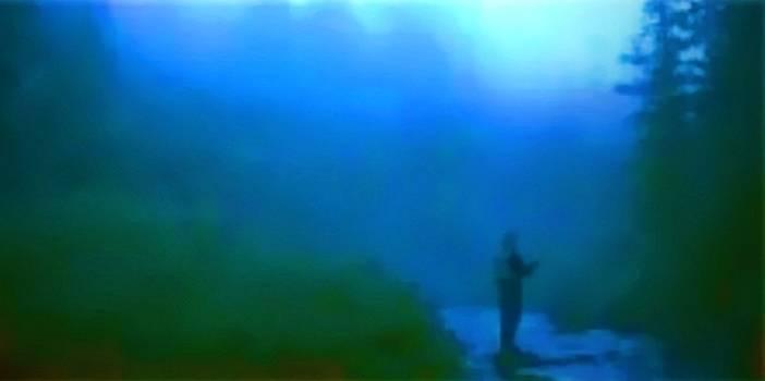 Fly Fishing Blues by Joseph Barani
