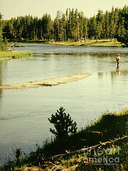 Fly Fishing by Charles McKelroy