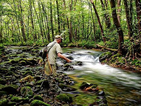 Joe Duket - Fly Fishing the Oconaluftee