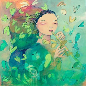 Fly Fly My Butterfly by Erika Husselmann