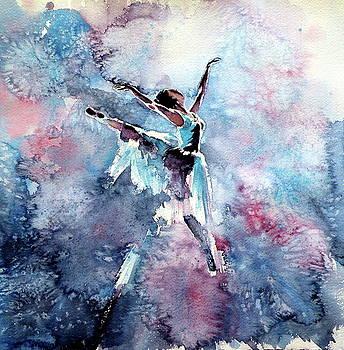 Fly in dreams II by Kovacs Anna Brigitta