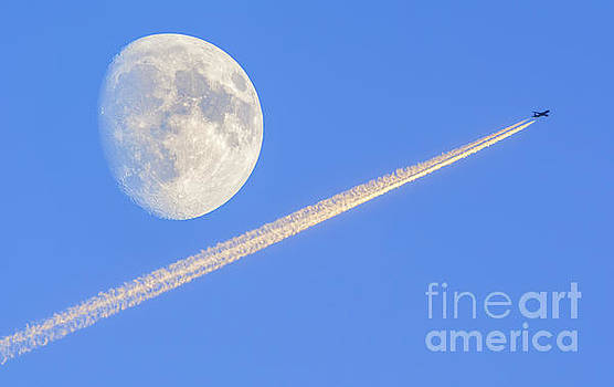Fly me to the Moon by Geoff Smith