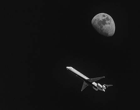 Fly Me to the Moon by John Dryzga