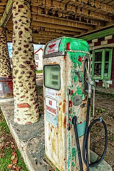 Flying A Gasoline by Gary Shepard