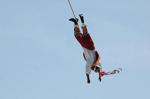 Flying by Al Junco