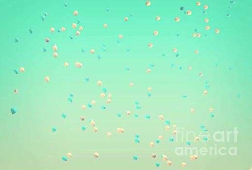 Delphimages Photo Creations - Flying balloons