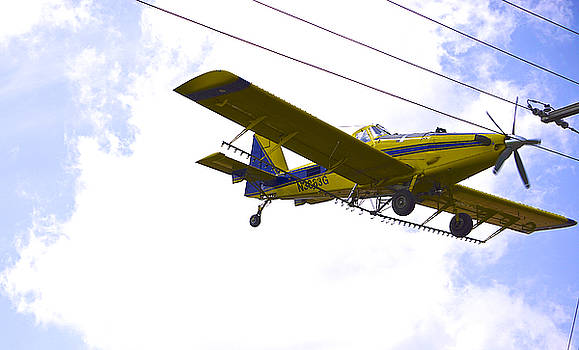 Flying by Wire 4 of 6 by Charlie Brock