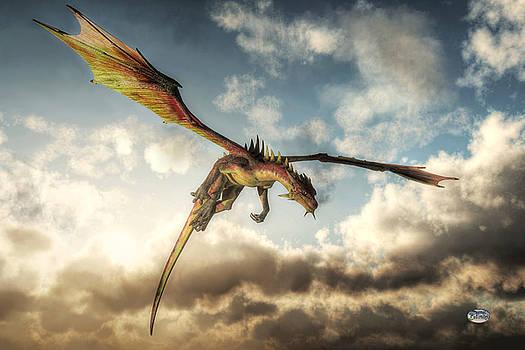 Daniel Eskridge - Flying Dragon, Death From Above