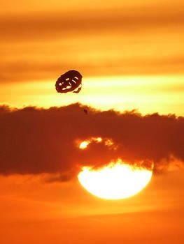 Jonny Jelinek - Flying Into The Sunset