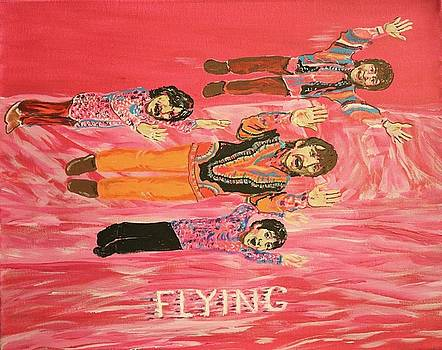 Flying by Jonathan Morrill