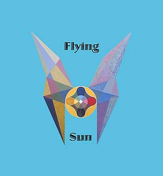 Flying Sun text by Michael Bellon