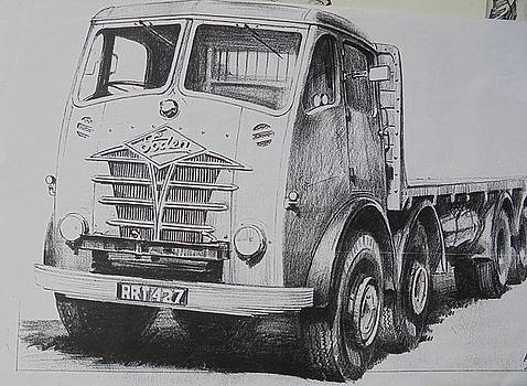 Foden eight. by Mike Jeffries