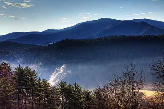 Tim Wilson - Fog Along The Blue Ridge