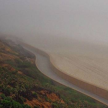 Fog And Curves. 😍 #carlsbad #beachwx by Go Inspire Beauty