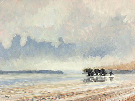 Fog Between the Storms by Anthony Sell