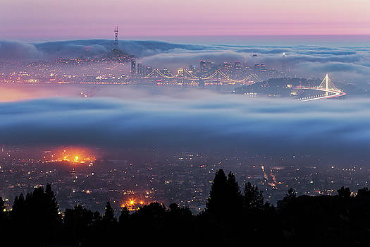 Fog City Swirl - Update by Vincent James
