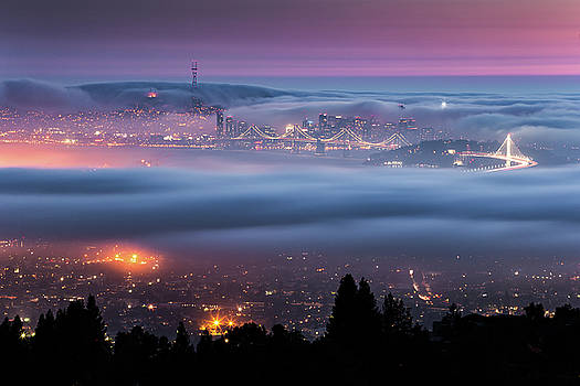 Fog City Swirl by Vincent James