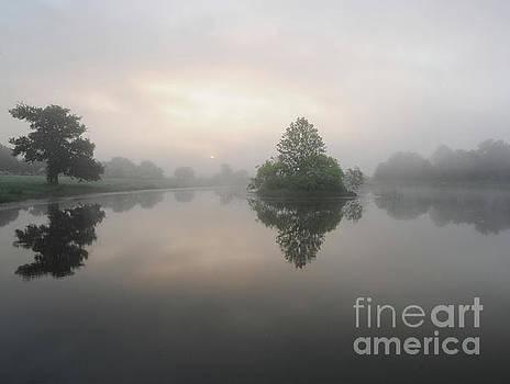 Billy Moore - Fog Island Sunrise