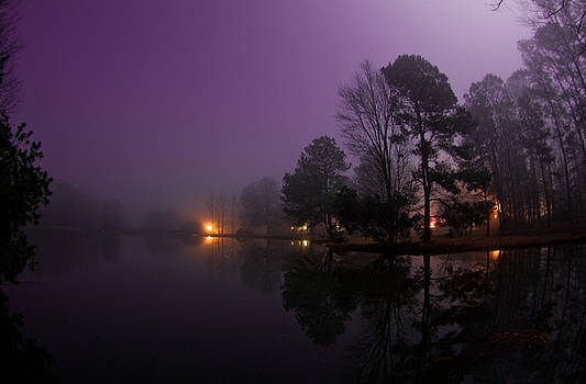 Fog on New Years Eve by Jason Rossi