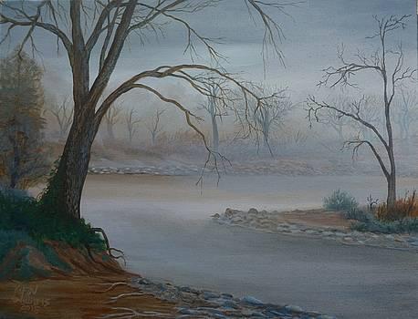 Fog River by Ryan Williams