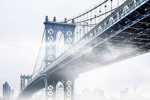 Fog Under The Manhattan by Az Jackson