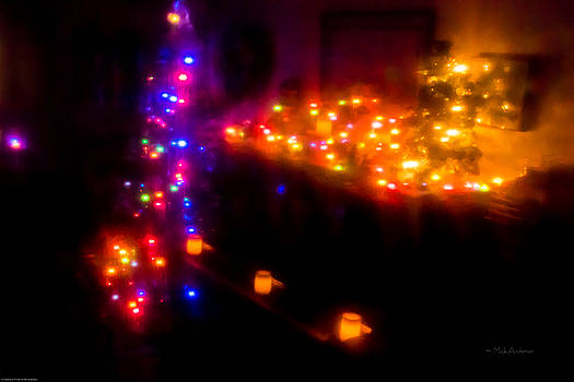 Mick Anderson - Foggy Christmas Memories