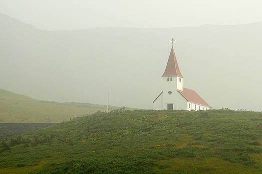 Kathy Stanczak - Foggy Church