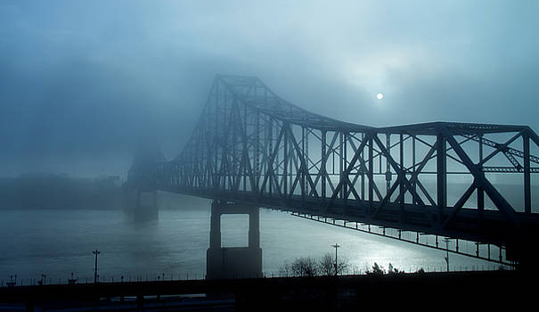 Foggy Morning Blues by Debby Richards