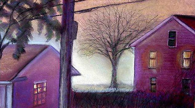 Foggy Night by George Grace