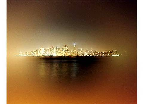 Foggy San Francisco Christmas by Sarah Anderson
